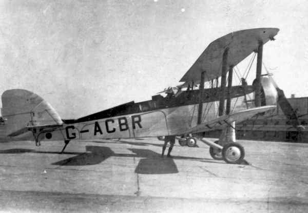 G-ACBR Westland Wallace Houston Everest Expedition 1933