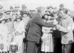 Aerial Derby 1923 Larry Carter